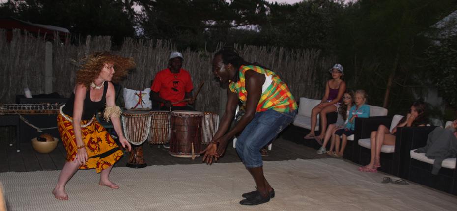 Sur l'île d'Oléron au camping La Campière, profitez des soirées animées