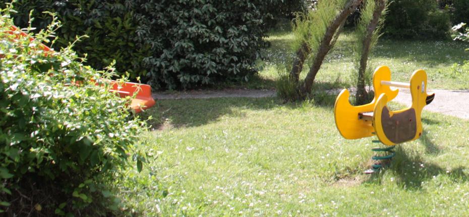 Les jeux enfants au camping sur Oléron