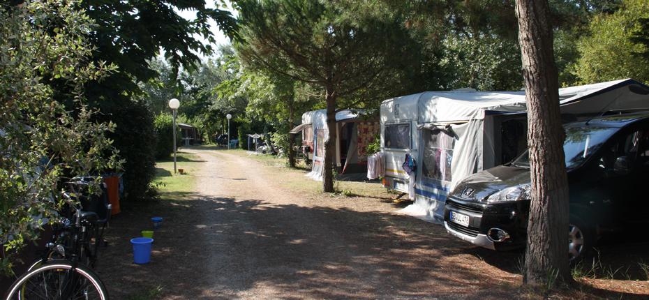 Bénéficiez de nos emplacements au camping sur Oléron