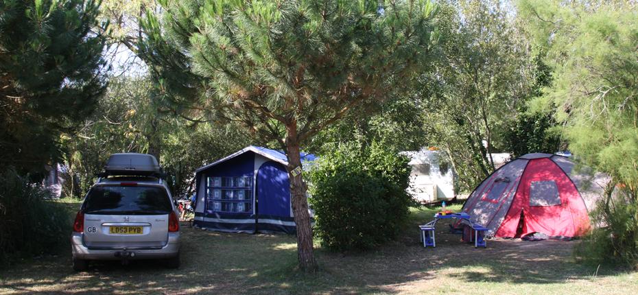 Louez votre emplacement au camping sur Oléron