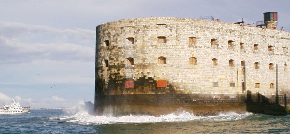 Découvrez Fort Boyard, ce lieu incroyable à Saint Denis d'Oléron