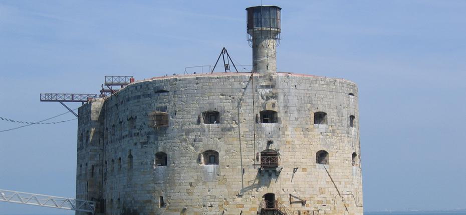 Fort Boyard, le célèbre fort construit au début du 19e siècle