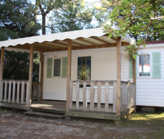 Mobil-home 2-4p.
