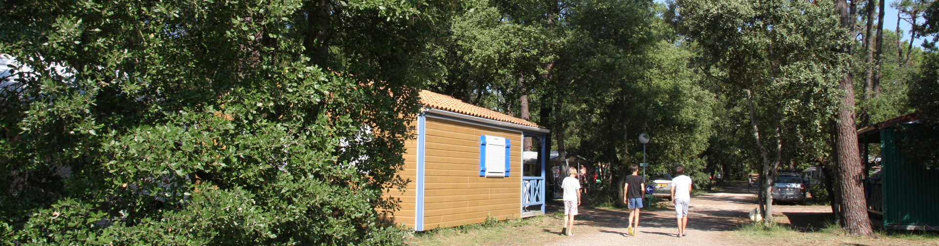 Profitez de nos locations de chalets, de mobil-homes et de tentes lodge sur l'île d'Oléron